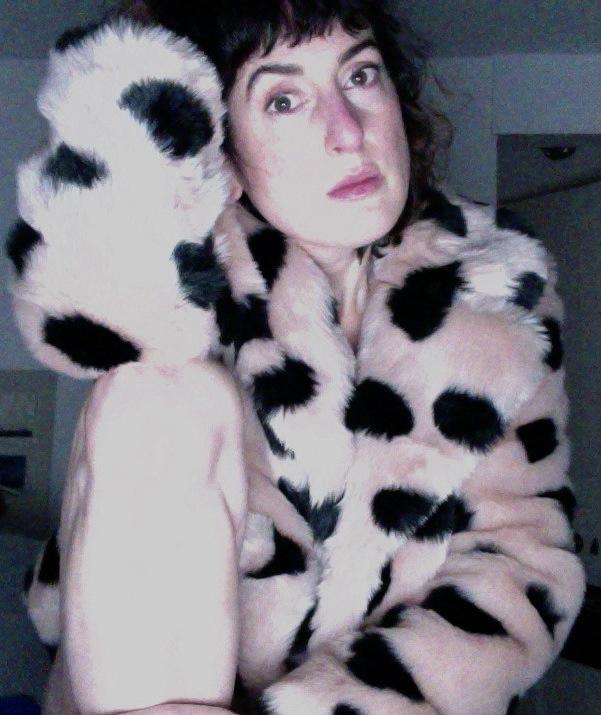 Spotty fur